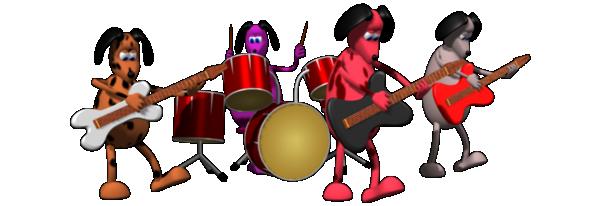 The Rocker Spaniels